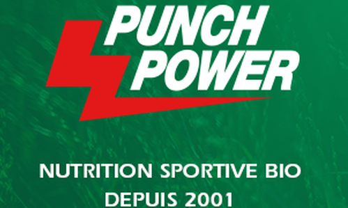 Punch Power, une nutrition sportive naturelle