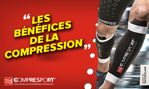 Compressport, spécialiste de la compression