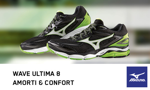 La Wave Ultima 8 de MIZUNO