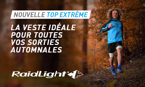 Top Extreme, un best seller Raidlight