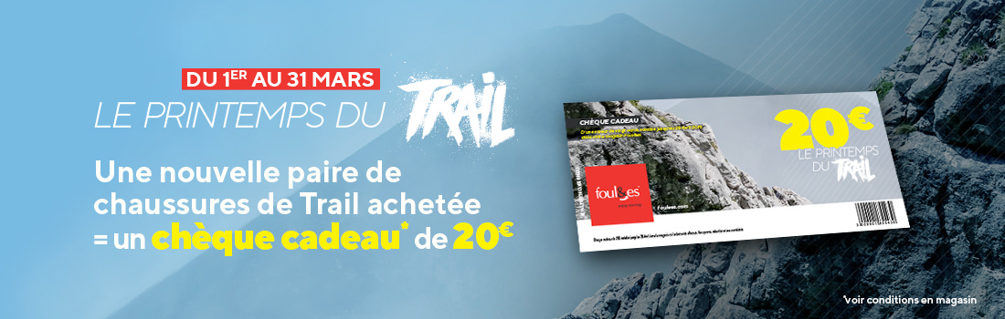 Le Printemps du Trail : changez de crampons