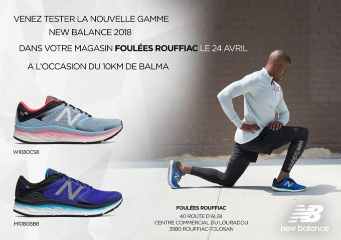 new balance pour 10 km