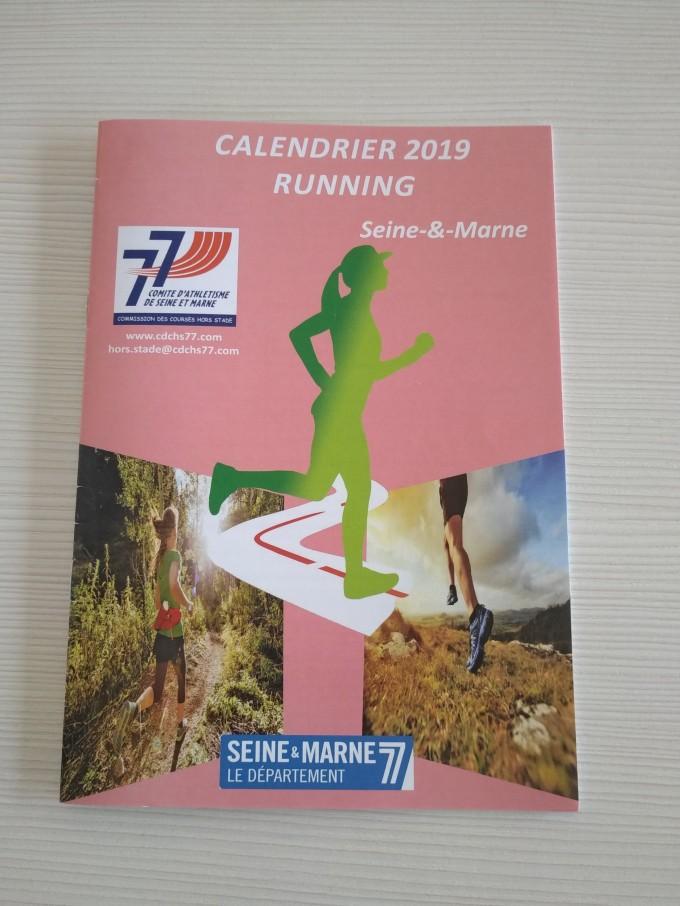 Calendrier Des Courses Hors Stade 2019.Le Calendrier 2019 Des Courses En Seine Et Marne Foulees