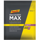 PowerBar Recovery MAX Single Serve 88g Raspberry Cooler (pack de 20)