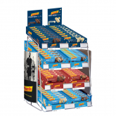 PowerBar Desk Display - 8 Boxes