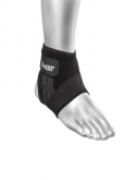 Zamst A1-S Right Ankle Brace Black