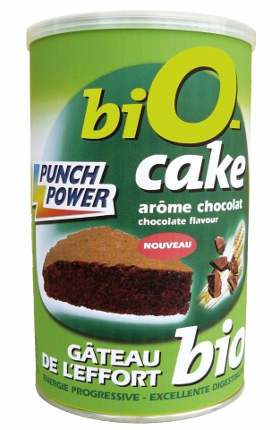 punch power bio cake g teau chocolat 400 g. Black Bedroom Furniture Sets. Home Design Ideas