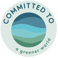 Committed to a greener world